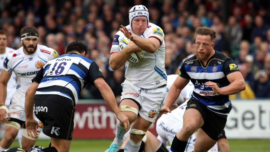 Waldrom: Rising stars are the backbone of Exeter Chiefs' side