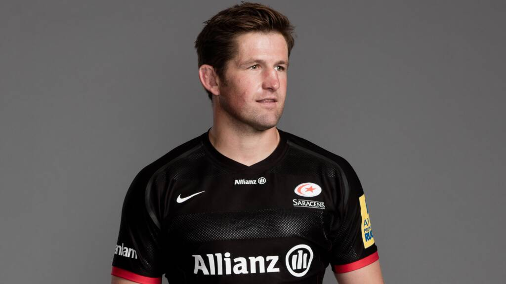Saracens name team for London Double Header