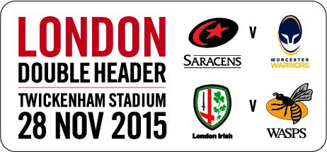 AUDIO: Preview of this weekend's Aviva Premiership action