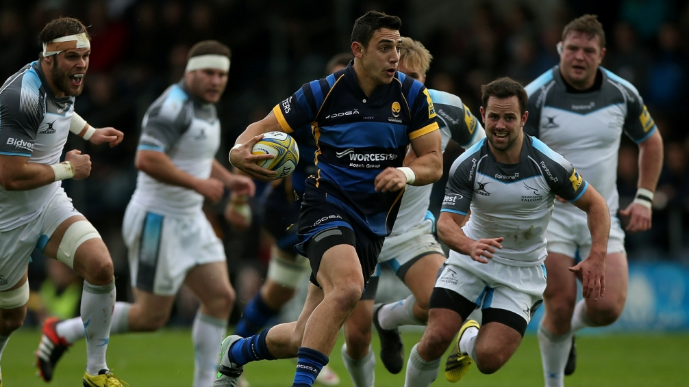 Worcester Warriors tackle men's health