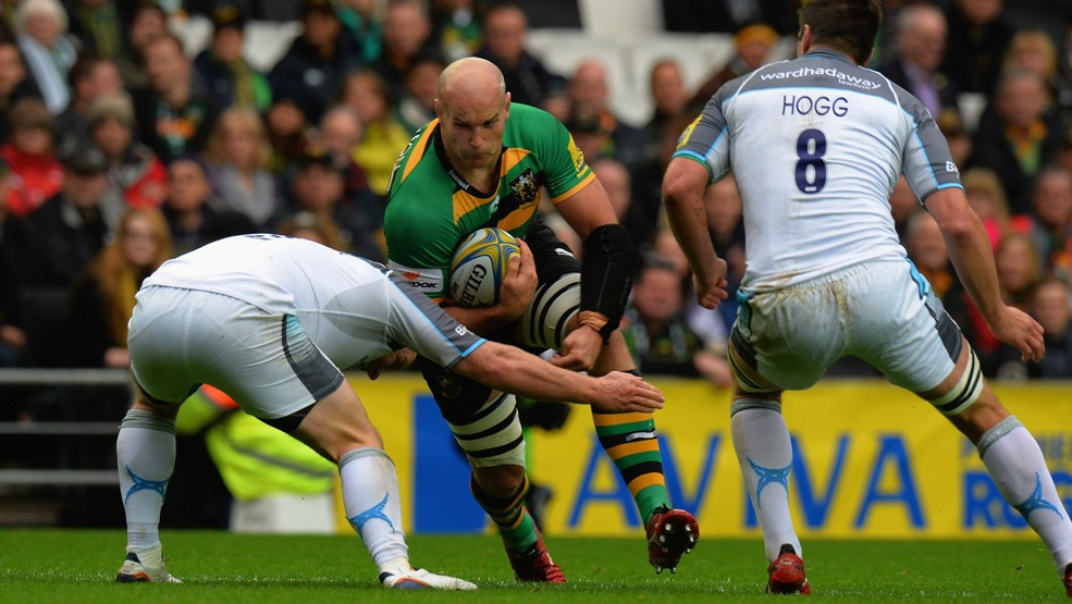 Dickinson expects Northampton Saints's fortunes to change