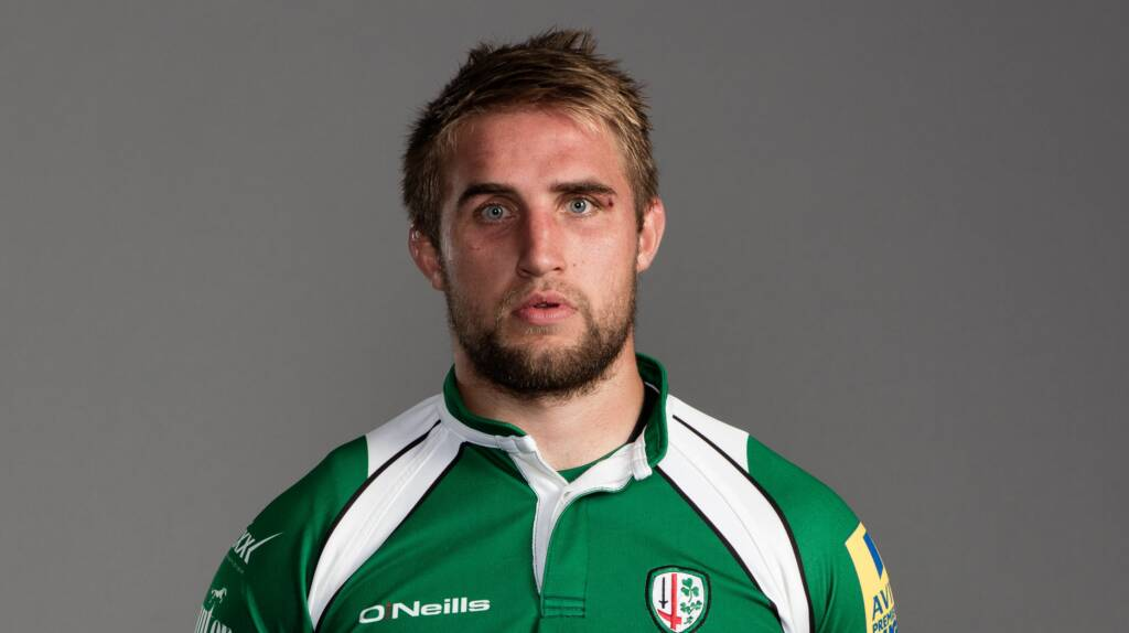 Smallbone commits to London Irish