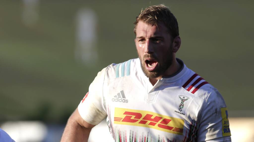 Chris Robshaw re-signs with Harlequins