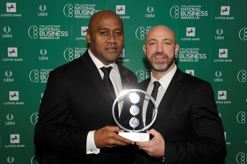 Premiership Rugby scoops national award for its work in the community