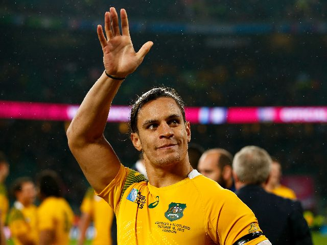 Toomua agrees move to Leicester Tigers