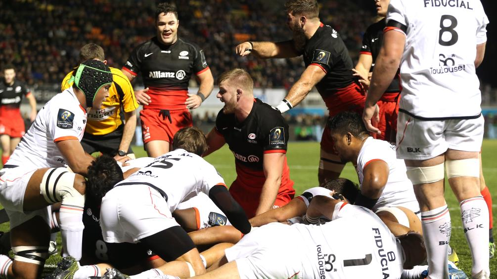 European round-up: Saracens off to strong start