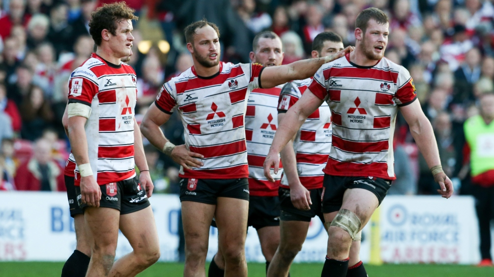 Thrush eager to make Gloucester debut and experience the Kingsholm atmosphere