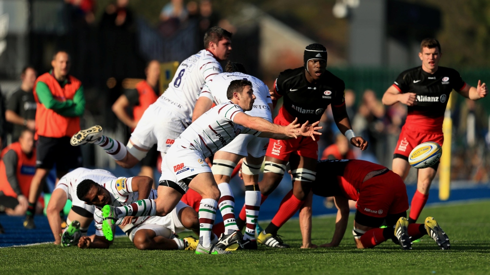 Cowan: Time for London Irish to get results