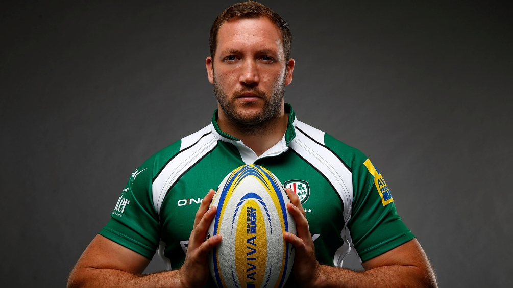 London Irish set for Land Rover Premiership Rugby Cup