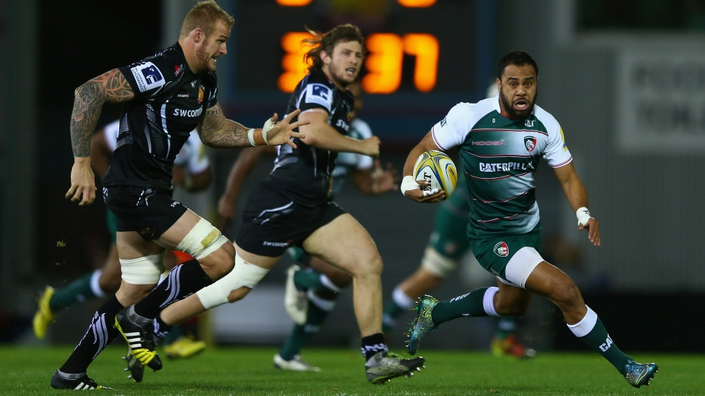 Opta stats for Aviva Premiership Rugby: Round 4