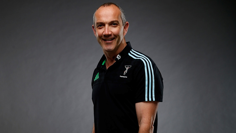 O'Shea excited by Harlequins talent