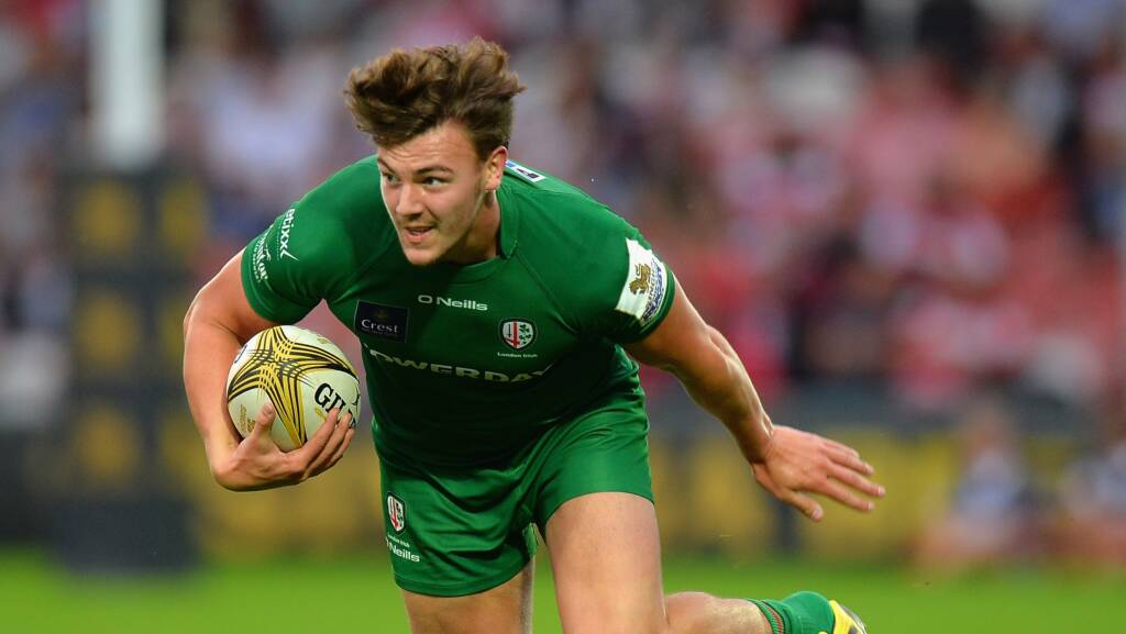London Irish Academy Star extends Contract