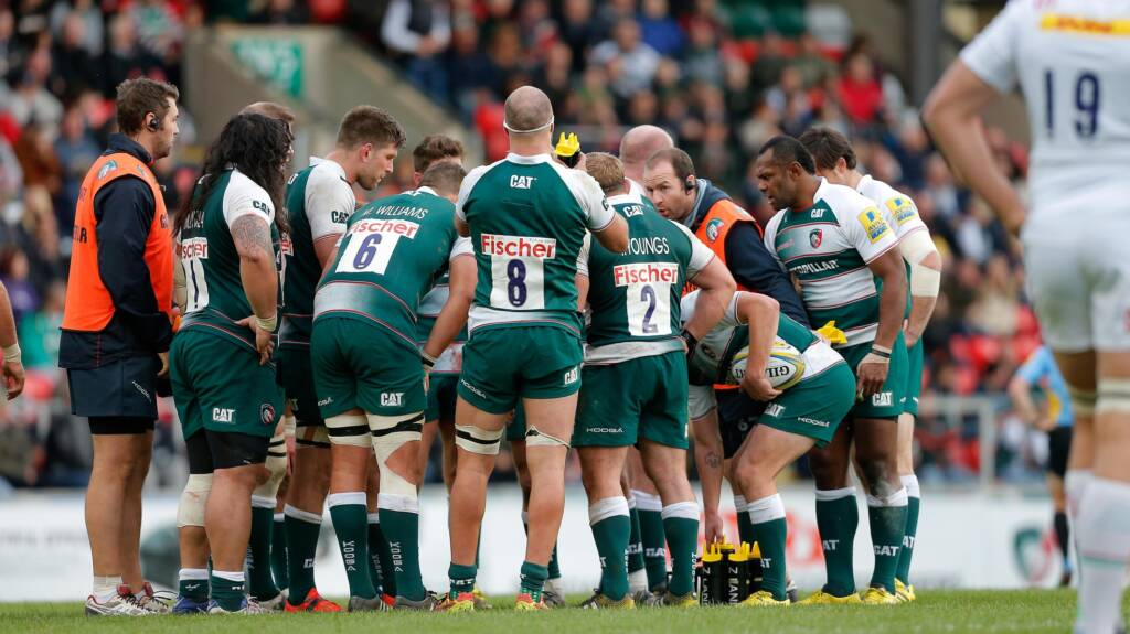 Leicester Tigers welcome a new partner