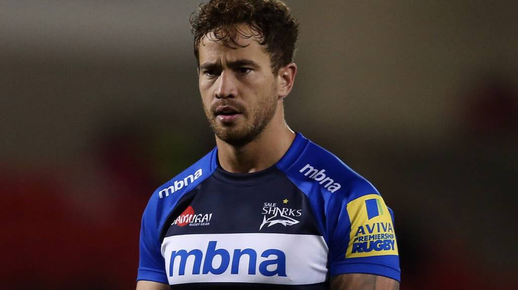 Cipriani expects the Sharks to 'turn up' on Friday night