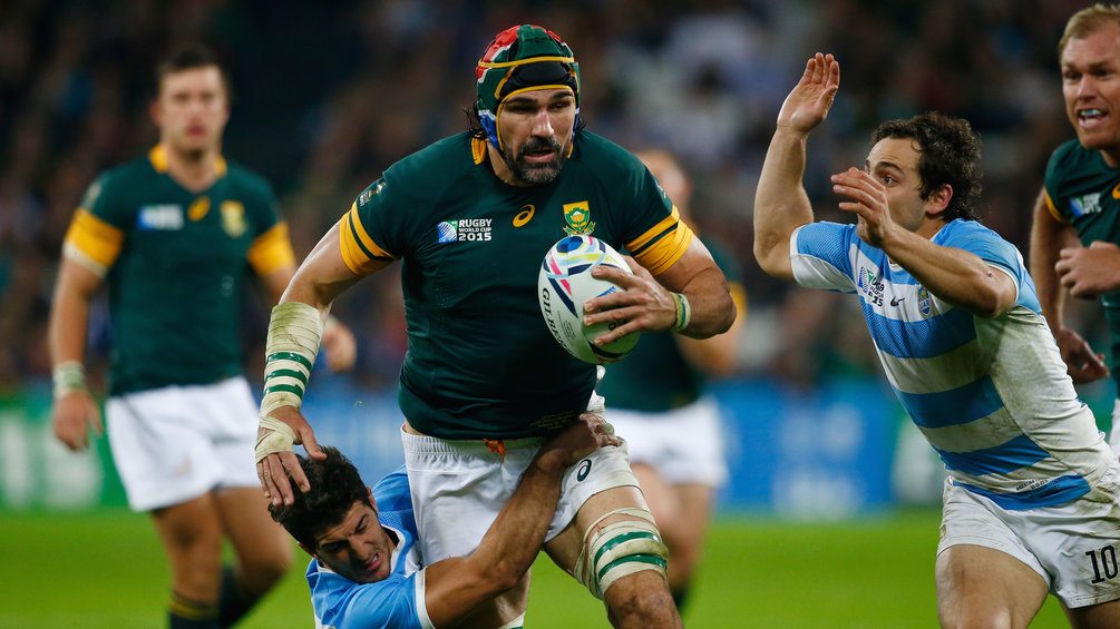 South Africa 24 Argentina 13