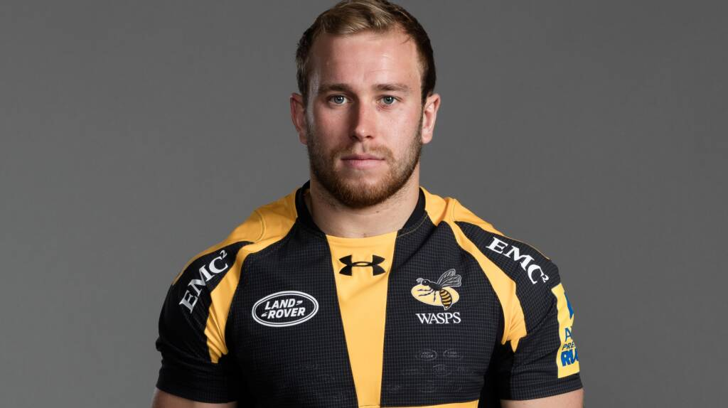 Wasps' squad to play Leicester Tigers at Welford Road