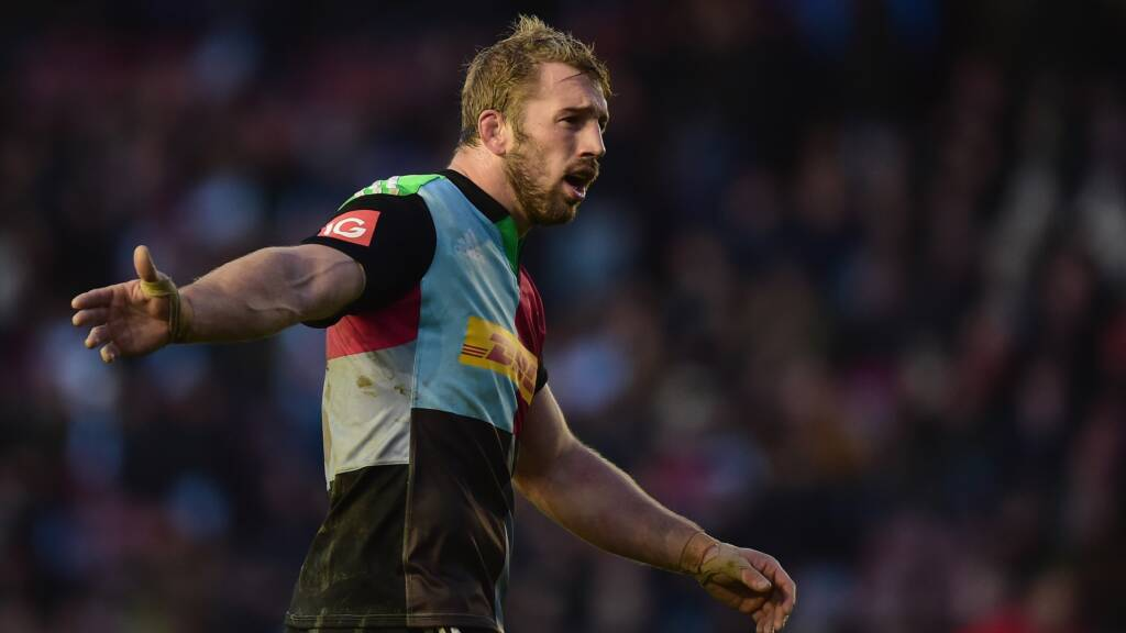 Robshaw returns as Visser makes Harlequins debut
