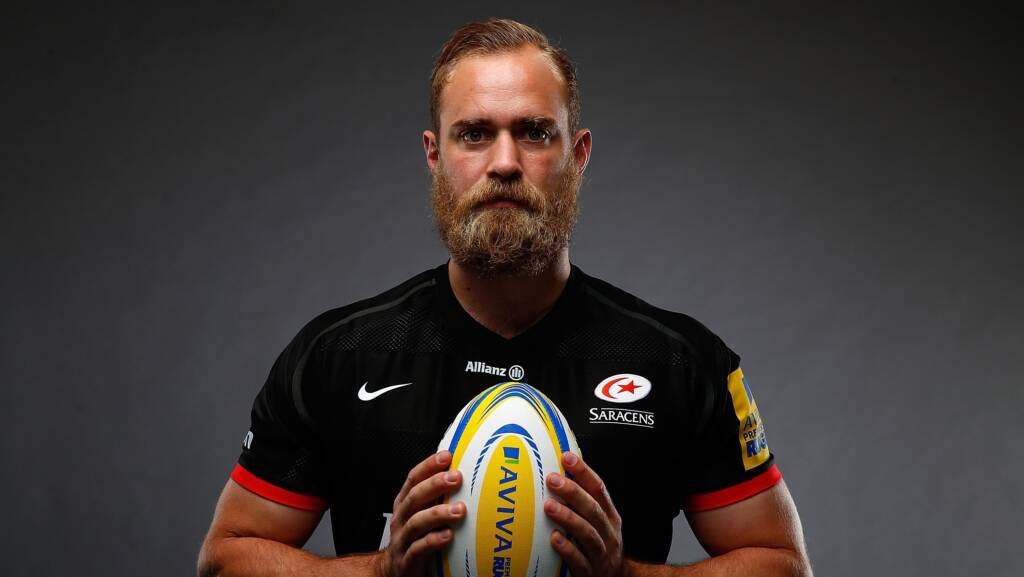 Saracens name team to face London Irish