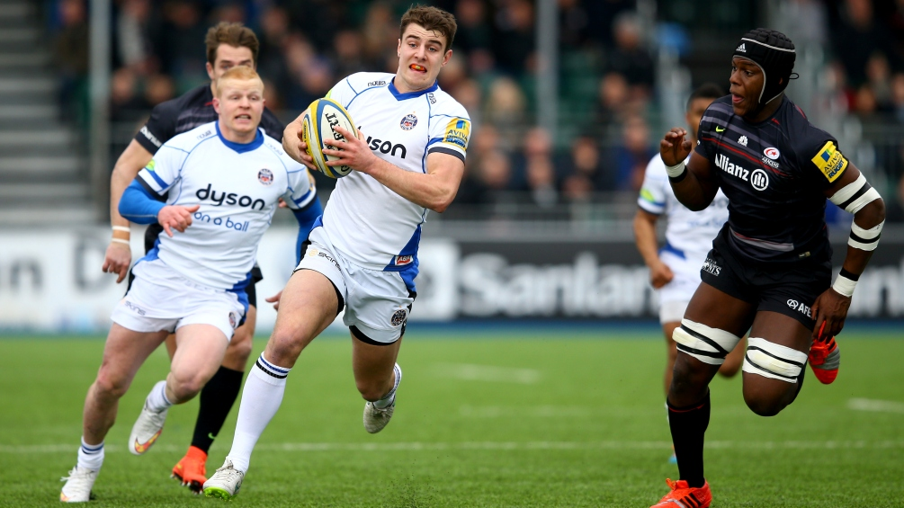 Devoto ready to excel in Joseph's absence at Bath Rugby