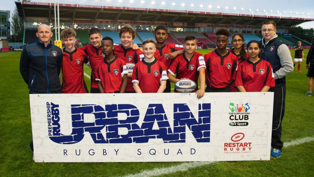 Leicester Tigers make the Urban Rugby Squad Semi-Finals