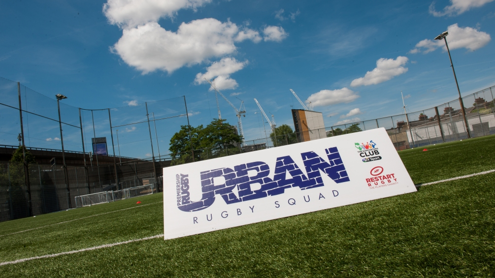 Saracens tapping into north London's potential with Urban Rugby Squad