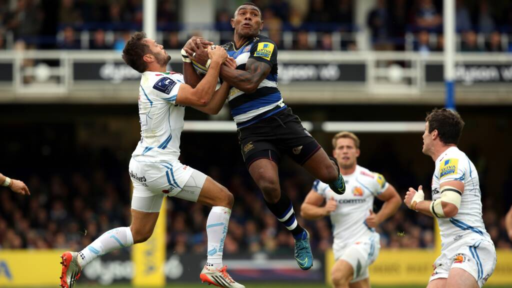 Bath Rugby make two changes for their trip to the Ricoh Arena