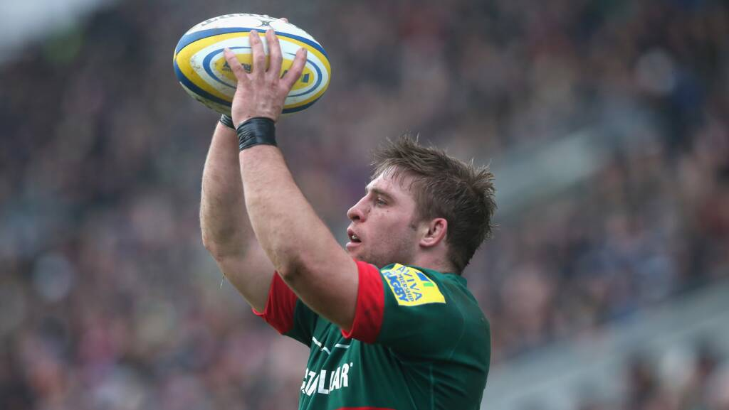 Leicester Tigers team news for Aviva Premiership Rugby Round 2