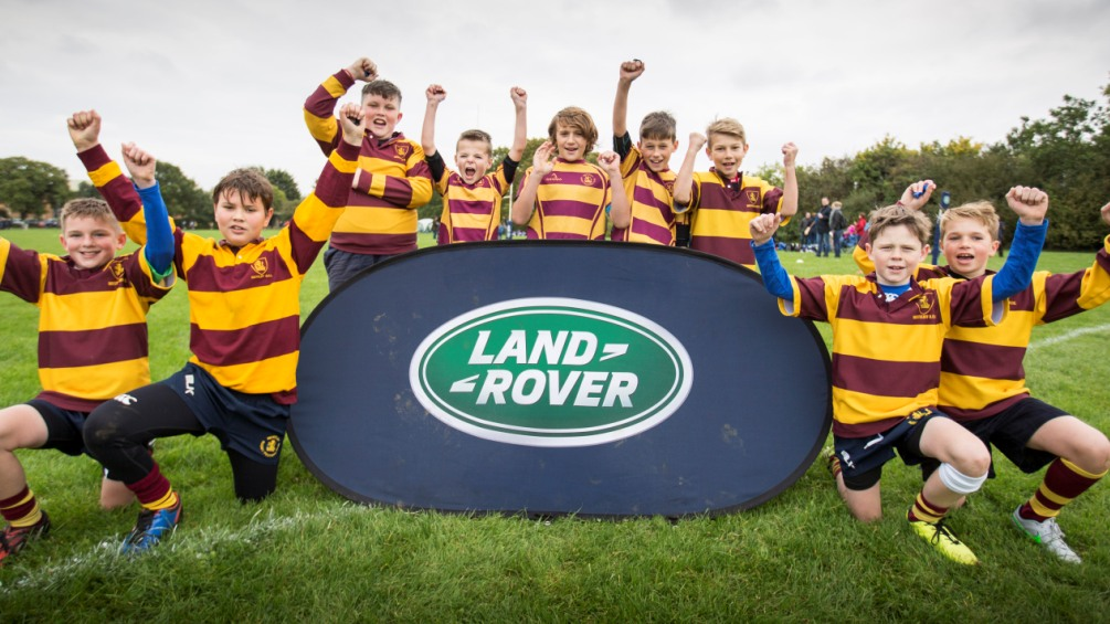 Land Rover Premiership Rugby Cup goes off in style at Saracens