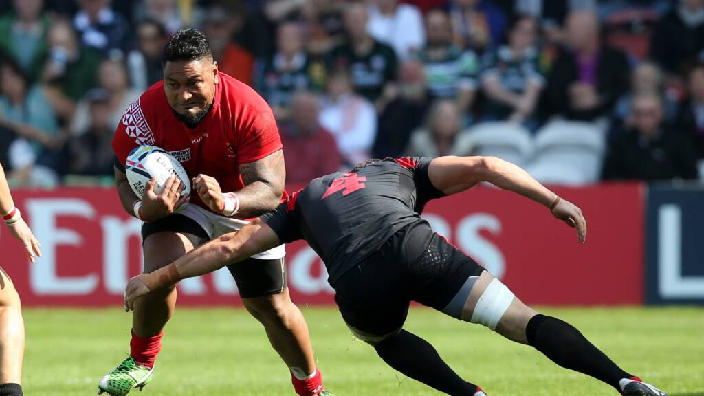 Aulika Returns from Rugby World Cup to face Tigers