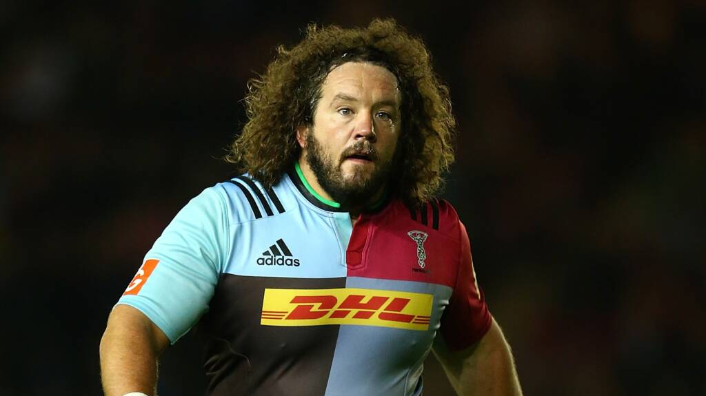 Jones, Horwill and Luamanu to make Harlequins debuts