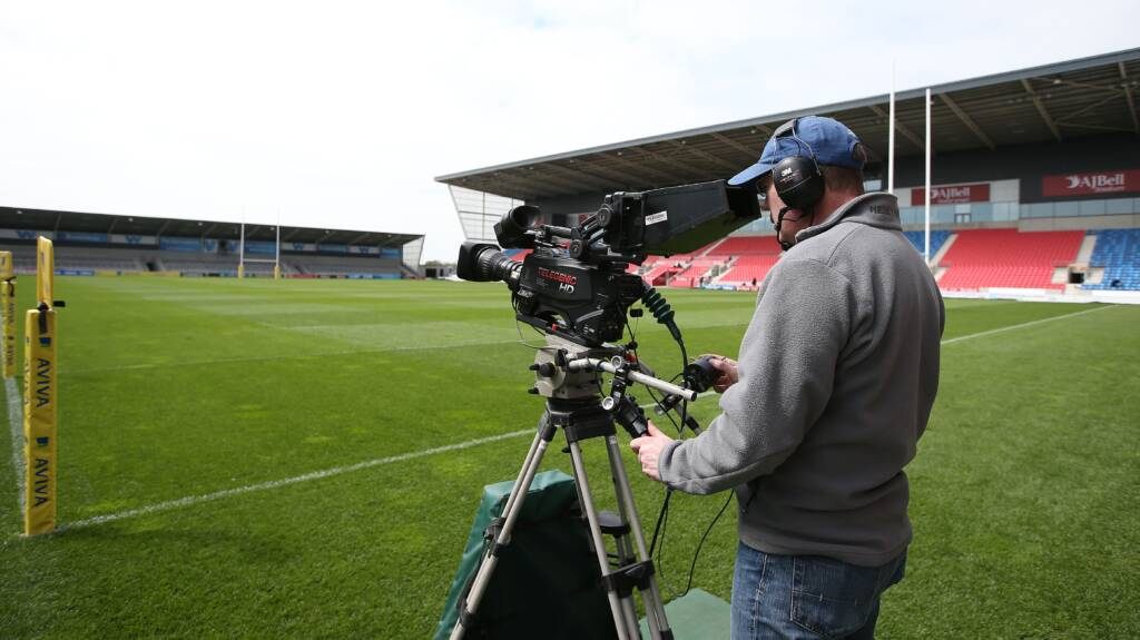 Aviva Premiership Rugby Live on TV