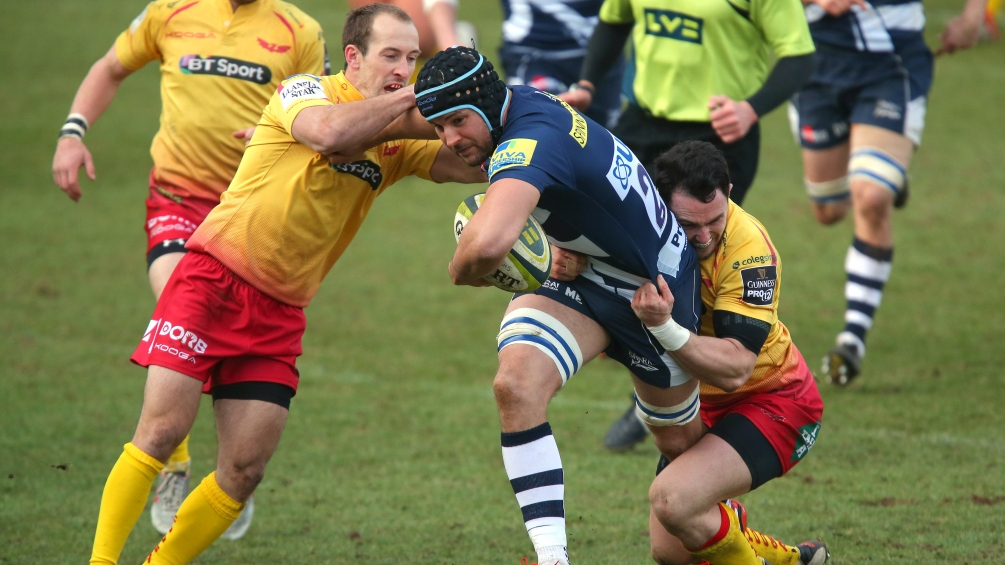 Easter impressed by Sale Sharks youngsters
