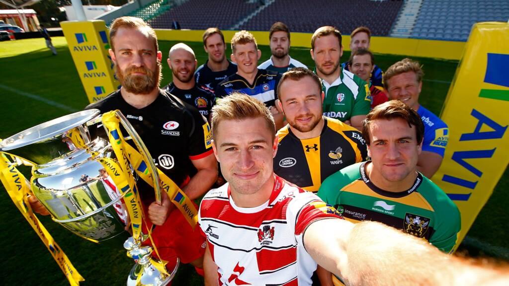 Aviva Premiership Rugby live on BT Sport at Christmas