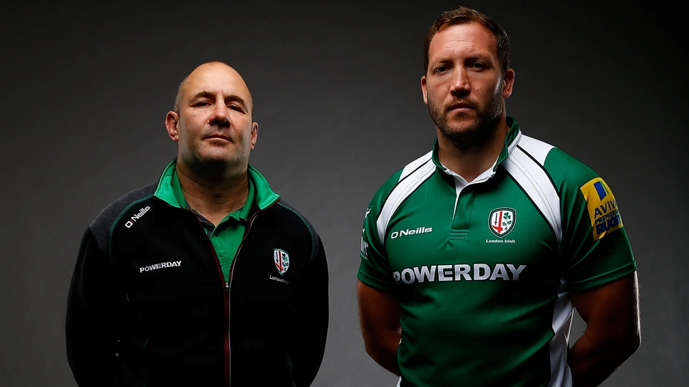 Coventry eager for London Irish to earn respect