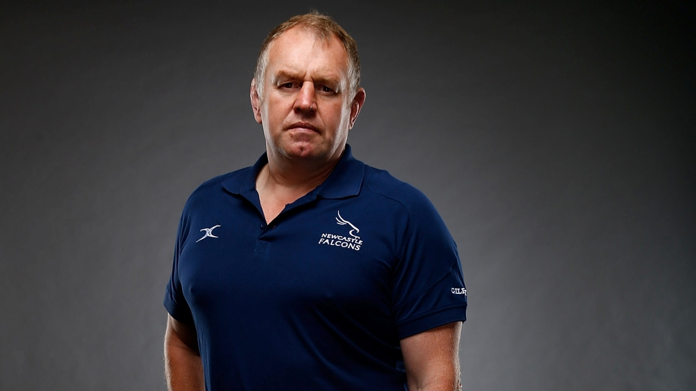 Richards confident of more wins for Newcastle Falcons