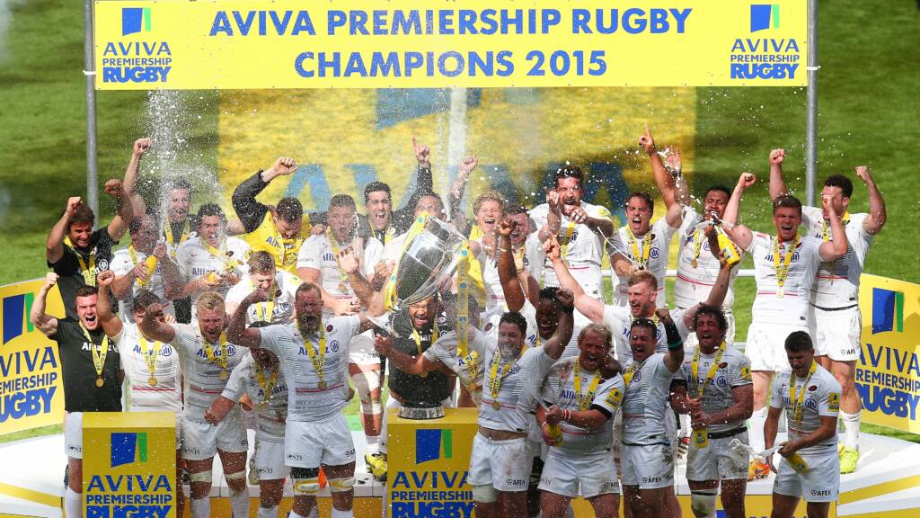 Aviva Premiership Rugby matches on BT Sport Showcase