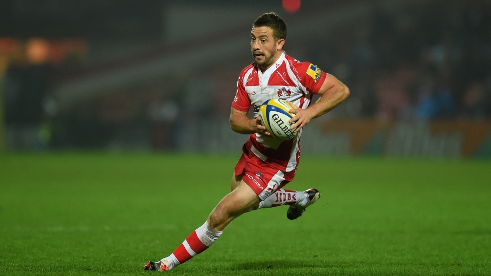 Triumphant return to Kingsholm for Gloucester Rugby's Laidlaw