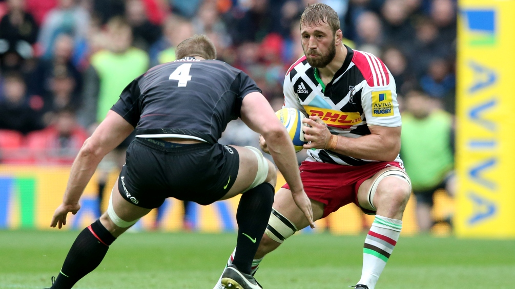 Robshaw back to lead England in Paris