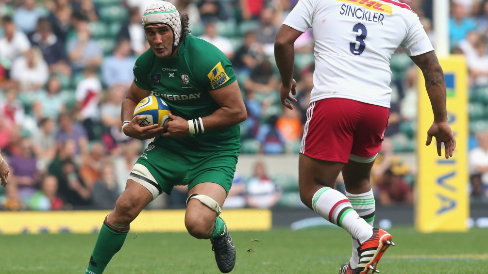 Paice: Cowan's commitment can boost London Irish