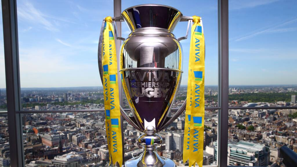 Represent your club at the Aviva Premiership Rugby season launch