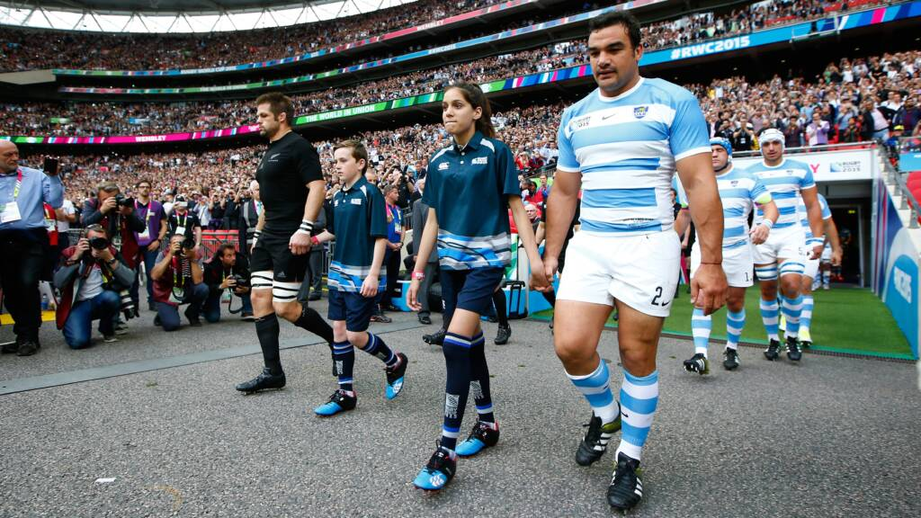 Lourdes' dream comes true at Wembley