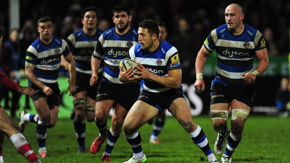 Garvey backing Bath Rugby teammate Burgess to kick on after first try