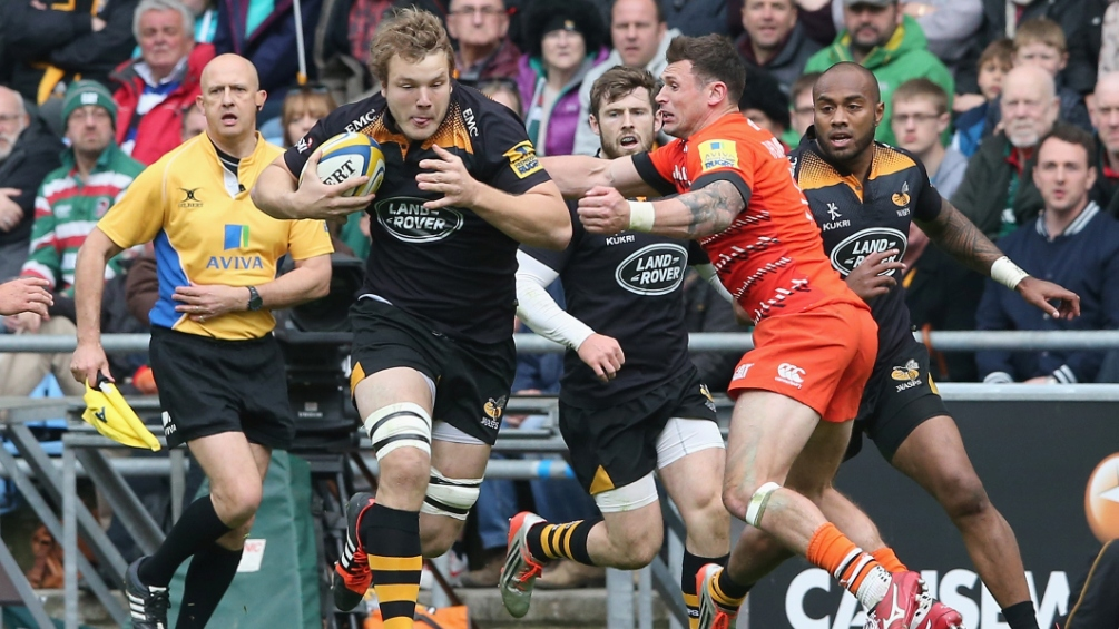 Launchbury puts tough season behind him