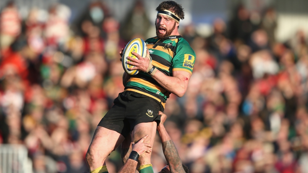 Wood relishing home crowd but wants focus from England