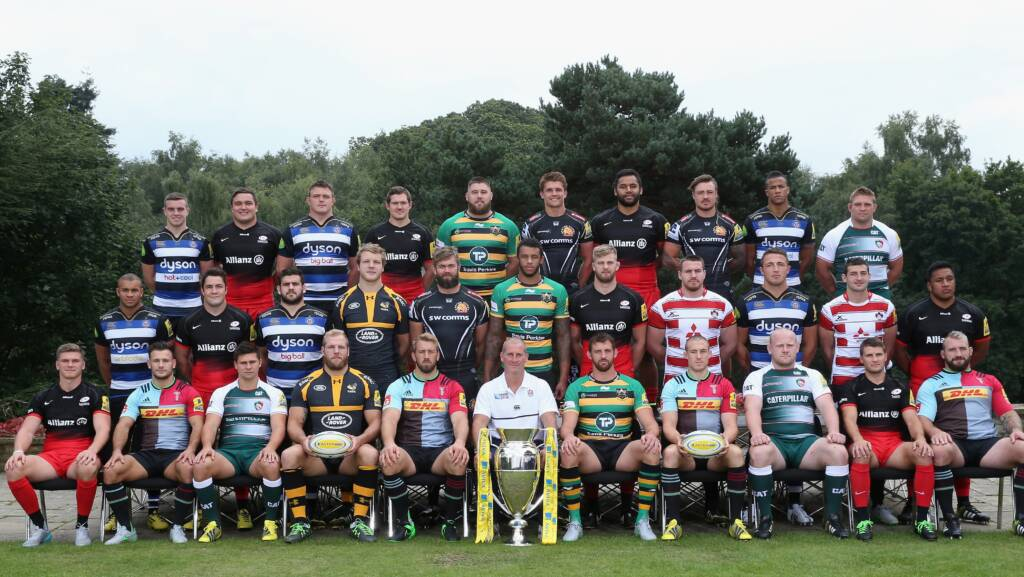 Premiership Rugby at the Rugby World Cup