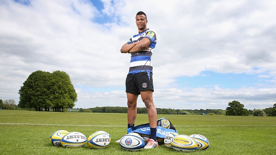 Become an Aviva Premiership Rugby First Timer says Bath Rugby's Anthony Watson