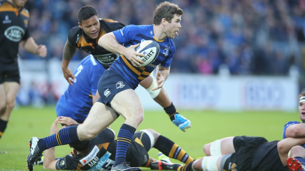 D'Arcy misses out on Ireland World Cup selection
