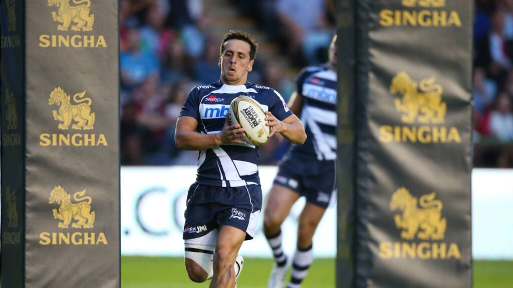 Sale Sharks edged out at Singha Premiership Rugby 7s