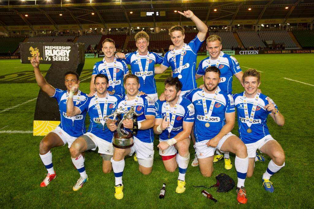 Last-gasp score lifts Dragons to Singha 7s crown