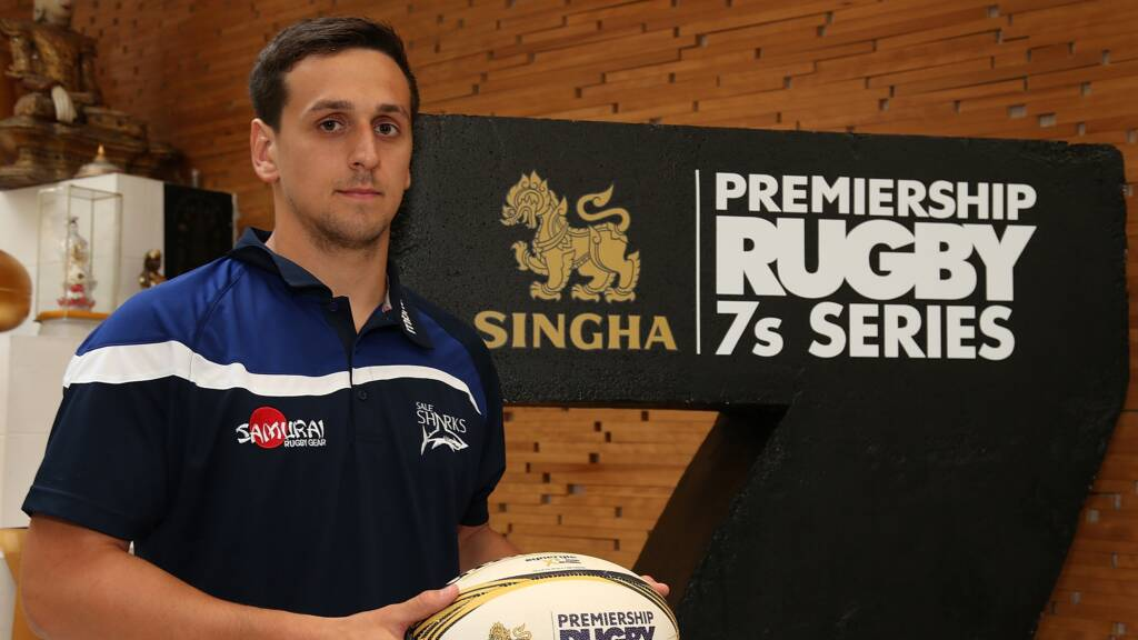 Sale Sharks ready to step up for the Singha 7s Final
